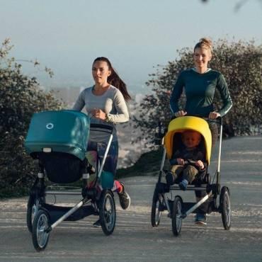 Correr con carritos de bebé