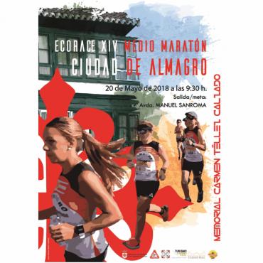 Ecorace XIV Media Maratón Ciudad de Almagro