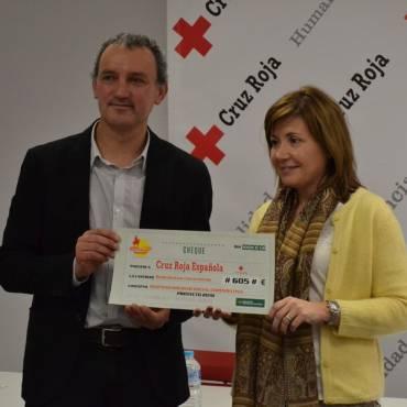 Donativo a Cruz Roja España