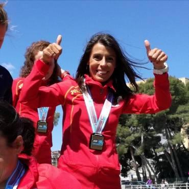 Gemma Arenas Campeona del Mundo