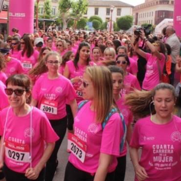 Más de 2000 mujeres corriendo en Alcázar de San Juan