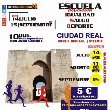 Escuela Igualdad Salud Deporte de Ciudad Real