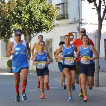 Listado de inscritos al Medio Maratón Ciudad Real-Torralba de Calatrava 2018