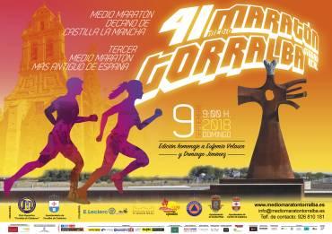 Previo XLI Media Maratón C. Real – Torralba de Calatrava
