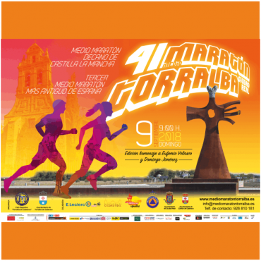 Vídeo promocional del Medio Maratón de Torralba