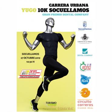 Más de 1000 atletas llenarán las calles de Socuéllamos