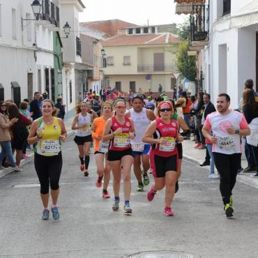 Listado definitivo de inscritos a los Yugo 10K Socuéllamos Carrera Urbana 2018