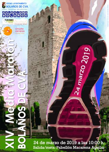 Este domingo Bolaños recibe la segunda media maratón del Circuito