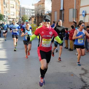 Listado de inscritos a la Muy Heroica Media Maratón de Valdepeñas 2019