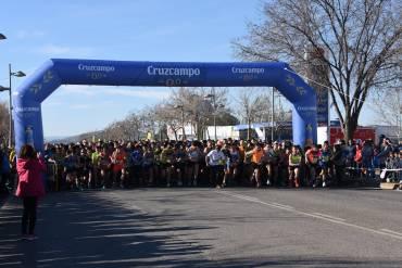 Espectacular comienzo del Circuito 2019 en Valdepeñas.