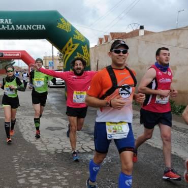 Listado de inscritos a la Media Maratón de Bolaños de Calatrava 2019