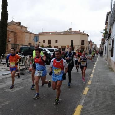 Información de la Media Maratón de Bolaños de Calatrava 2019