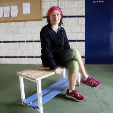 """Mari Carmen Ruiz: """"Queremos correr libres y en igualdad"""""""