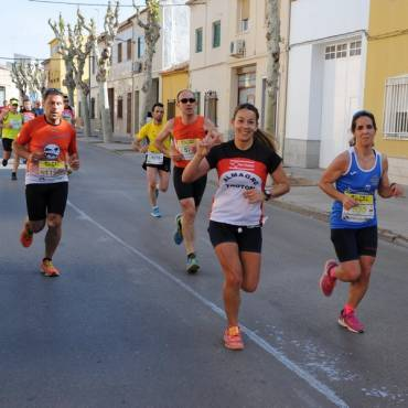 Listado de inscritos a la Carrera Popular El Porvenir 2019
