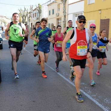 Listado definitivo de inscritos a la Carrera Popular El Porvenir 2019