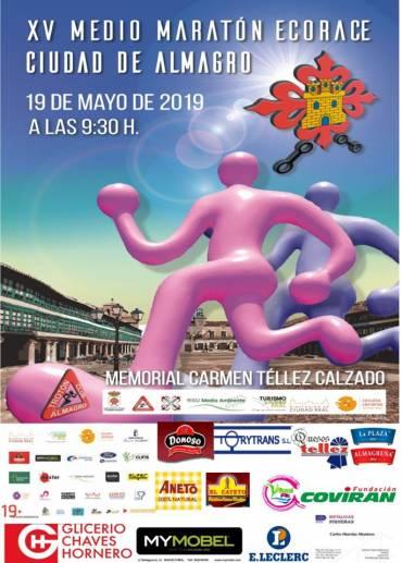 Previo Ecorace Media Maratón Ciudad de Almagro 2019