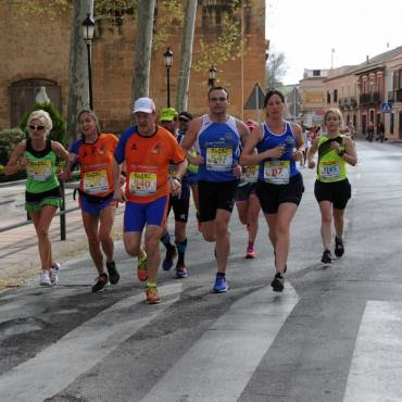 Listado definitivo de inscritos a la Carrera Popular Villa de Argamasilla de Alba 2019