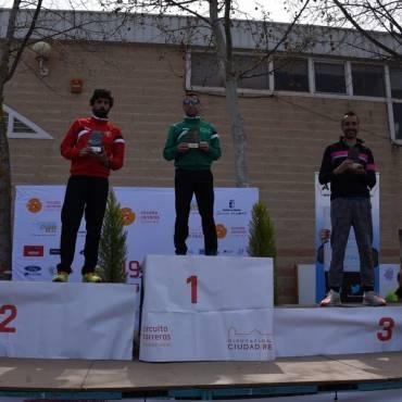 Clasificación provisional masculina 2019/2