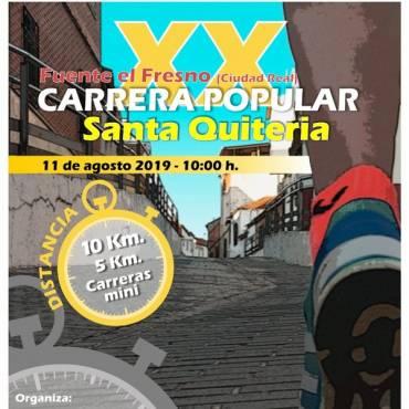 Carrera Santa Quiteria 2019