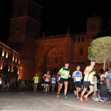 Listado de inscritos a la Carrera Popular de las Antorchas 2019