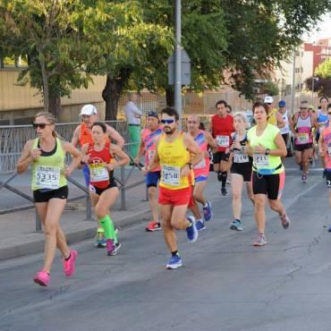 Listado de inscritos a la Media Maratón de Alcázar de San Juan 2019
