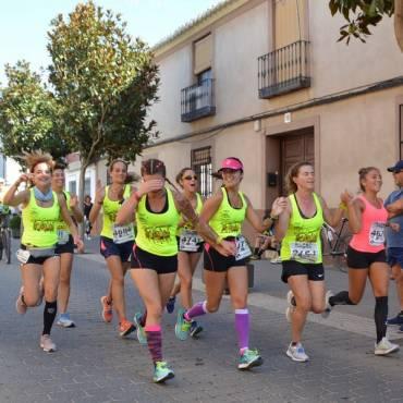 Listado de inscritos al Medio Maratón Ciudad Real-Torralba de Calatrava 2019