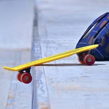 Las lesiones con los patinetes
