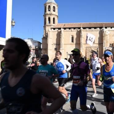 Información de la Muy Heroica Media Maratón de Valdepeñas 2020