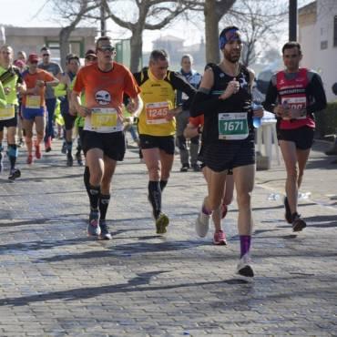 Listado de inscritos a la Media Maratón y 10K Ciudad de Valdepeñas 2020