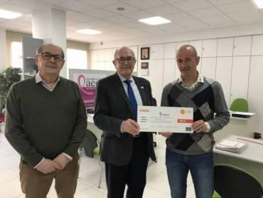 El Circuito de Carreras dona el 4% de sus inscripciones a la Asociación Española Contra el Cáncer