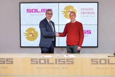 Soliss se convierte en patrocinador del Circuito de Carreras Populares de Ciudad Real
