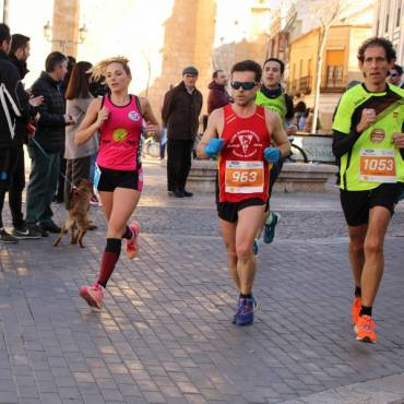 Listado definitivo de inscritos a la Media Maratón y 10K Ciudad de Valdepeñas 2020