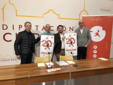 La Diputación respalda una temporada más al Circuito de Carreras Populares de Ciudad Real