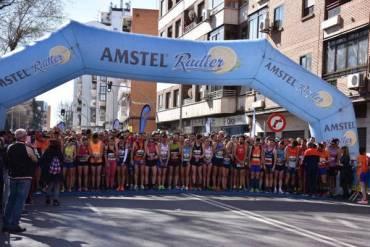 Esther Jiménez de los Galanes y Abderrahmane Aferdi vencen en la Carrera Urbana de Ciudad Real La Tribuna