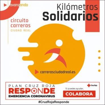 El Circuito de Carreras donará 1.000 euros a Cruz Roja gracias a la solidaridad de sus atletas