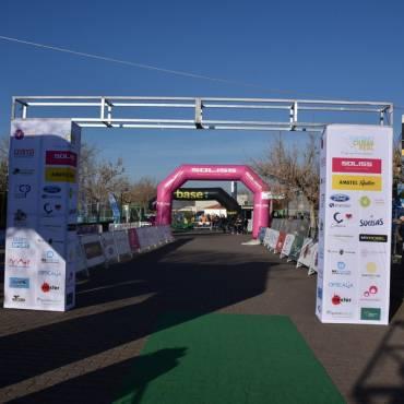 Clasificación oficial de la Media Maratón Virtual Valdepeñas 2021
