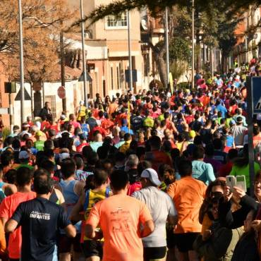 Listado de inscritos a la Media Maratón y 10K Virtual Valdepeñas 2021