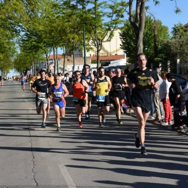 Listado de inscritos a la Carrera Popular Ciudad de Manzanares Virtual 2021