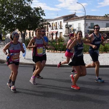 Listado de inscritos a la Media Maratón Virtual Ciudad de Almagro 2021