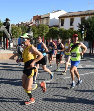 Listado de inscritos a la Media Maratón Virtual de Alcázar de San Juan 2021