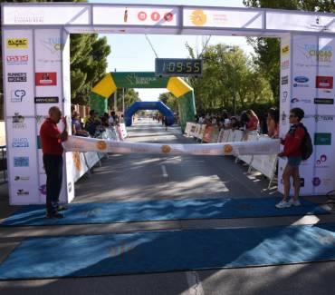 Clasificación de la Media Maratón Virtual de Alcázar de San Juan 2021