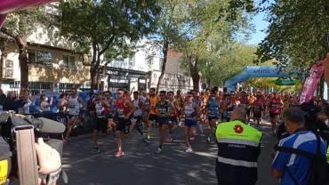 El Circuito recuperó las carreras presenciales en Tomelloso con más de 600 atletas